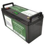 Hochleistungs-12F150Ah LiFePO4-Batterie mit intelligentem BMS für elektrische Bodenwaschanlage