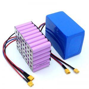 Fabrikpreis 18650 Batteriezelle Hochleistungs 12V wiederaufladbare Li-Ionen-Lithiumbatterie Zum Verkauf
