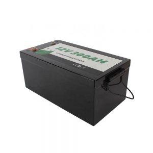 ALLES IN EINEM Solar RV Marine Freizeit Lithium 12V 300Ah Lifepo4 Batterie