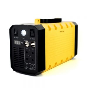 12v 30ah Wechselrichterbatterie 500w tragbares Kraftwerk