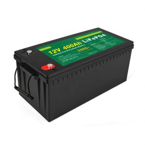 Fabrikpreis Deep Cycle Solar LFP Batterie 12V 400Ah Solar LiFePO4 Batterie