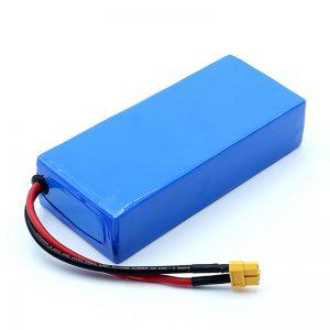 Wiederaufladbare hochwertige 12V 12Ah Li-Ionen-Batterie 3S6P Lithium-Ionen-Batterien Packs