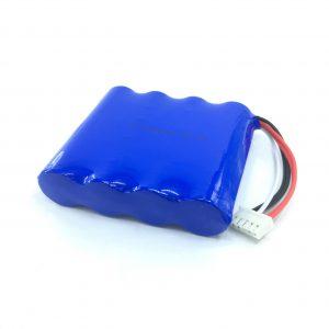 Wiederaufladbarer 14,8 V 2200 mAh 18650 Li-Ionen-Lithium-Akku für Smart Vacuum Cleaner