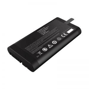 14,4 V 6600 mAh 18650 Lithium-Ionen-Akku Panasonic-Akku für Netzwerktester mit SMBUS-Kommunikationsanschluss
