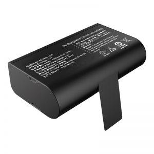 3,6 V 5200 mAh 18650 Lithium-Ionen-Akku LG-Akku für Handheld-POS-Geräte