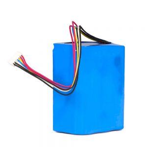 Speziell für medizinische Geräte und Instrumente verwendet 18650 3500mAh Zellen 7.2v10.5ah Akku