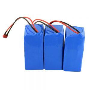 18 V 4,4 Ah wiederaufladbarer kundenspezifischer 5S2P Lithium-Ionen-Akku für Elektrowerkzeuge