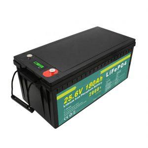 Wiederaufladbarer 24v180ah (LiFePO4) Akku für Solar Street Light