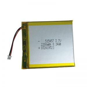 3,7 V 2200 mAh Polymer-Lithiumbatterien für Smart-Home-Geräte