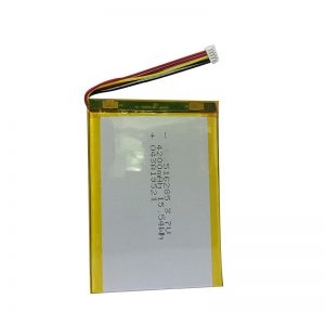 516285 3,7 V 4200 mAh Polymer-Lithium-Batterie für Smart Home-Instrumente