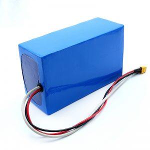 Lithium wiederaufladbarer 36V 10Ah Li -on 18650 Elektro-Skateboard-Akku
