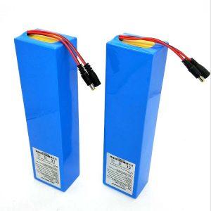 China Factory Elektroroller Lithium Batterie Pack 36V 60V 10AH 40AH