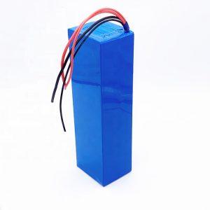 versteckte Batterie des Lithium-Ionen-Fahrrads 36 V 7,8 Ah Li-Ionen-Elektrofahrrad versteckte Batterie 36 V Unterrohrbatterie für E-Bike