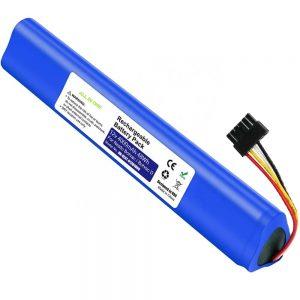 4000mAh 12V NiMh Ersatzbatterie für Robotervakuum der Serien Neato Botvac und D 945-0129