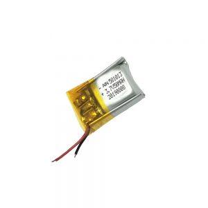 Hochwertige Lithium-Polymer-Batterie 3,7 V 50 mAh 581013 Batterie