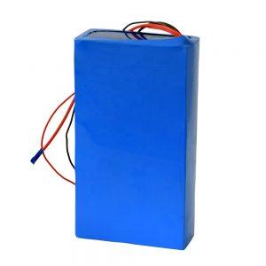 Wiederaufladbare 60v 12ah Lithiumbatterie für Elektroroller