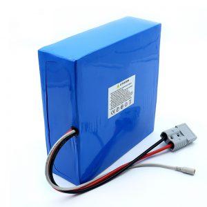60 Volt 30Ah 50Ah Li-Ionen-Akku Lithium-Akku für Elektroroller