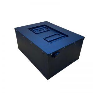 Netzteil lifepo4 tragbare Batterie 60V50Ah für elektrisches Sightseeing-Auto