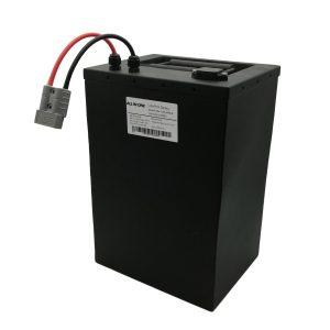 ALL IN ONE 72V40Ah prismatische Lifepo4-Batterie für Elektrofahrräder