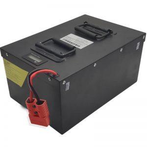 ALLES IN EINEM LiVePO4-Akku mit hoher Kapazität und 72 V60 Ah mit intelligentem BMS für Elektrofahrzeuge