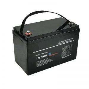 Niedrigtemperatur-LiFePO4 12V 100AH