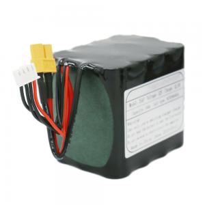 Wiederaufladbare 18650 Batteriezellen 3S4P Li-Ionen-Batteriepack 11,1 V 10 Ah für Solar-LED-Lampe