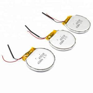 LiPO kundenspezifische Batterie 403533 3.7V 400mAH