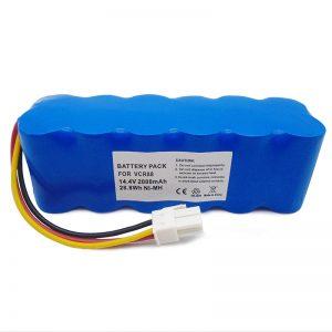 Hochwertige 14,4-V-Ersatzstaubsaugerbatterie für den Navibot SR8750 DJ96-00113C VCA-RBT20